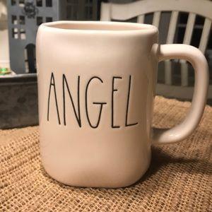 Rae Dunn Angel Mug